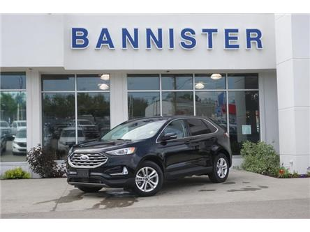 2019 Ford Edge SEL (Stk: S192263) in Dawson Creek - Image 1 of 18