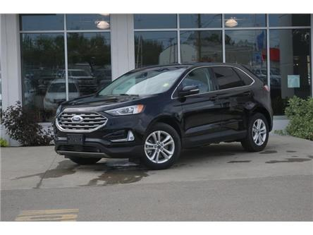 2019 Ford Edge SEL (Stk: S192263) in Dawson Creek - Image 2 of 18