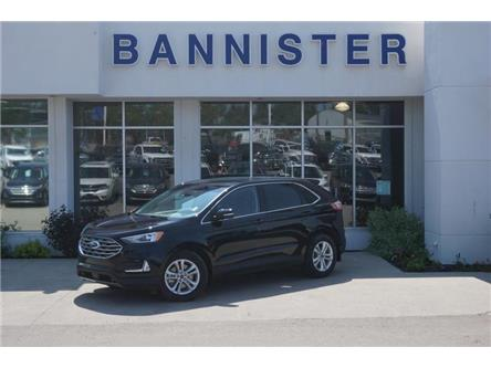 2019 Ford Edge SEL (Stk: S192284) in Dawson Creek - Image 1 of 18