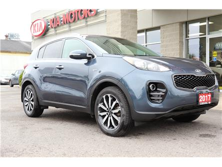 2017 Kia Sportage EX (Stk: ) in Cobourg - Image 1 of 19