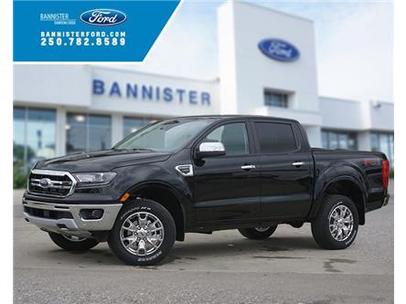 2019 Ford Ranger Lariat (Stk: T192248) in Dawson Creek - Image 1 of 16
