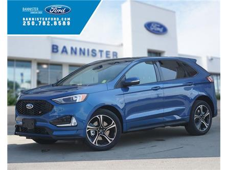 2019 Ford Edge ST (Stk: S192262) in Dawson Creek - Image 1 of 19