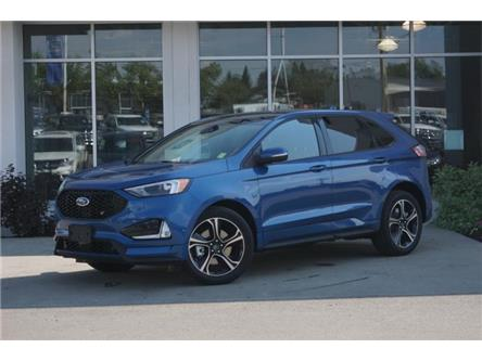 2019 Ford Edge ST (Stk: S192262) in Dawson Creek - Image 2 of 19