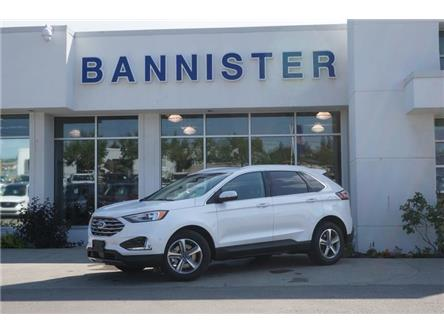 2019 Ford Edge SEL (Stk: S192242) in Dawson Creek - Image 1 of 17
