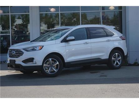 2019 Ford Edge SEL (Stk: S192242) in Dawson Creek - Image 2 of 17