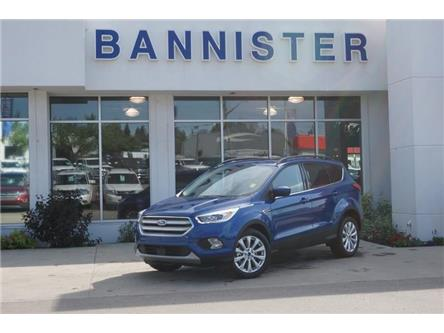 2019 Ford Escape SEL (Stk: S192275) in Dawson Creek - Image 1 of 18
