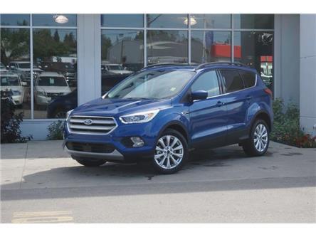 2019 Ford Escape SEL (Stk: S192275) in Dawson Creek - Image 2 of 18