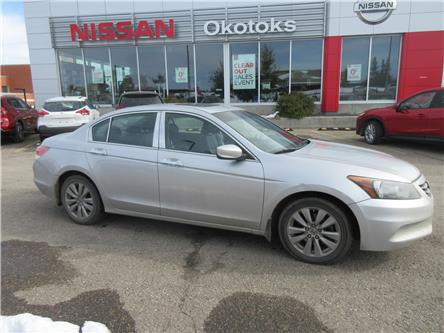 2012 Honda Accord EX-L (Stk: 9689) in Okotoks - Image 1 of 22