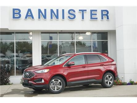 2019 Ford Edge SEL (Stk: S192260) in Dawson Creek - Image 1 of 17