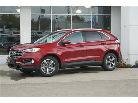 2019 Ford Edge SEL (Stk: S192260) in Dawson Creek - Image 2 of 17