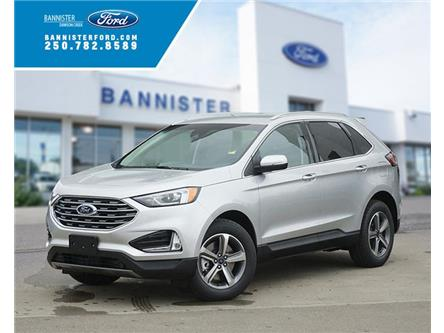 2019 Ford Edge SEL (Stk: S192296) in Dawson Creek - Image 1 of 18