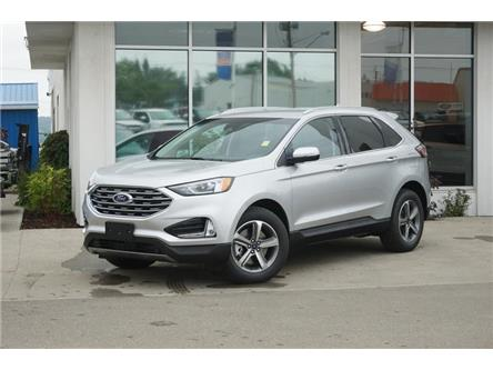 2019 Ford Edge SEL (Stk: S192296) in Dawson Creek - Image 2 of 18