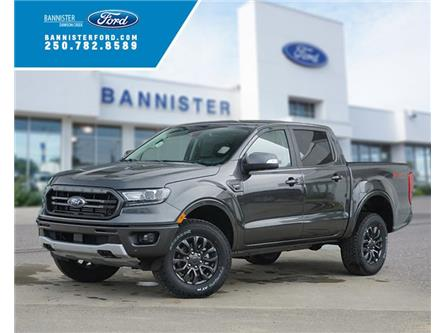 2019 Ford Ranger Lariat (Stk: T192299) in Dawson Creek - Image 1 of 16