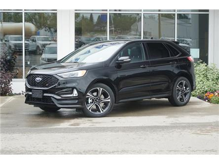 2019 Ford Edge ST (Stk: S192318) in Dawson Creek - Image 2 of 19