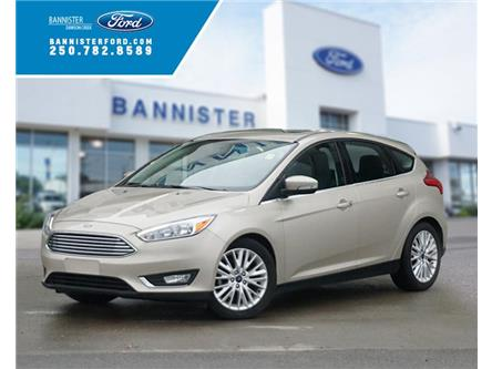 2018 Ford Focus Titanium (Stk: PW1907) in Dawson Creek - Image 1 of 17