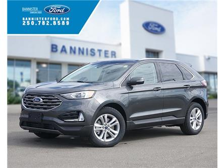 2019 Ford Edge SEL (Stk: S192366) in Dawson Creek - Image 1 of 18