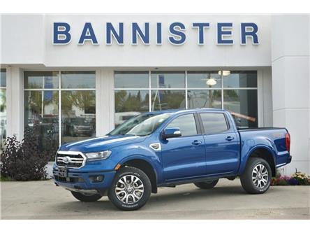 2019 Ford Ranger Lariat (Stk: T192383) in Dawson Creek - Image 1 of 16