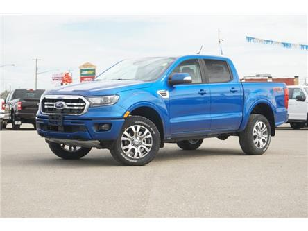 2019 Ford Ranger Lariat (Stk: T192383) in Dawson Creek - Image 2 of 16