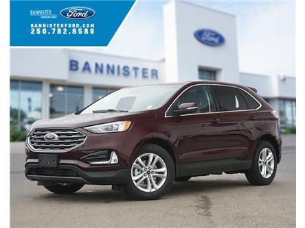 2019 Ford Edge SEL (Stk: S192305) in Dawson Creek - Image 1 of 18