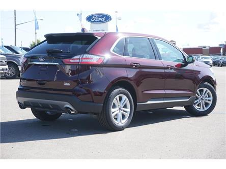 2019 Ford Edge SEL (Stk: S192305) in Dawson Creek - Image 2 of 18
