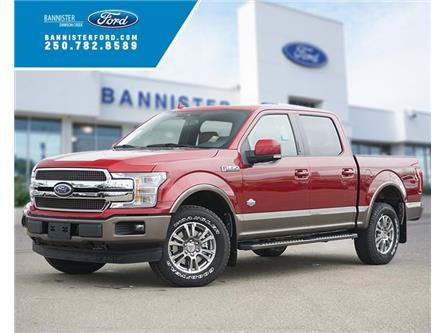 2019 Ford F-150 King Ranch (Stk: T192360) in Dawson Creek - Image 1 of 18