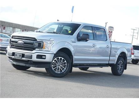 2019 Ford F-150 XLT (Stk: T192374) in Dawson Creek - Image 2 of 17