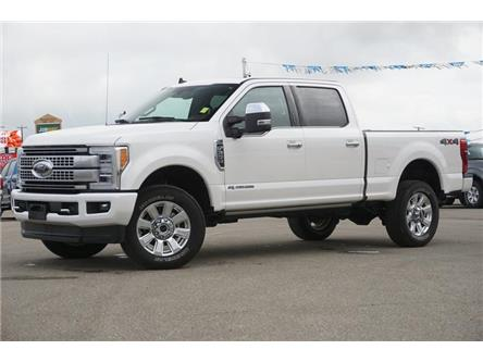 2019 Ford F-350 Platinum (Stk: PA1908) in Dawson Creek - Image 2 of 17