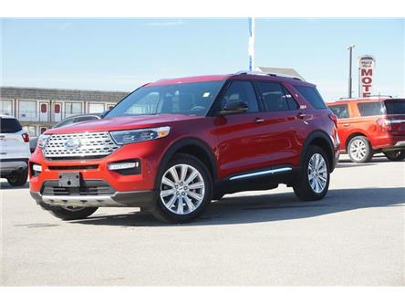 2020 Ford Explorer Limited (Stk: S202408) in Dawson Creek - Image 2 of 17
