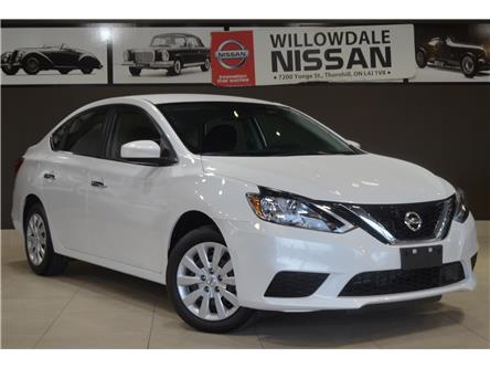 2019 Nissan Sentra 1.8 S (Stk: E7739A) in Thornhill - Image 2 of 27