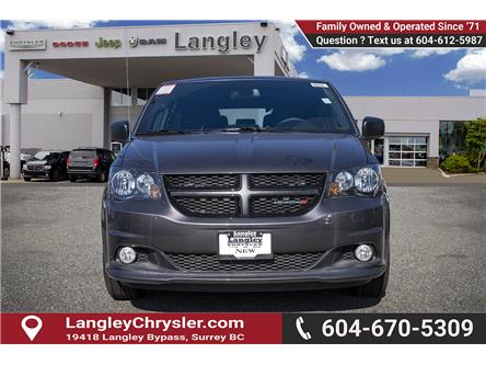 2019 Dodge Grand Caravan CVP/SXT (Stk: K630464) in Surrey - Image 2 of 24