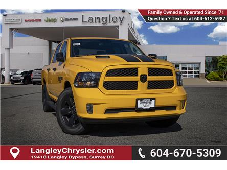 2019 RAM 1500 Classic ST (Stk: K651241) in Surrey - Image 1 of 25