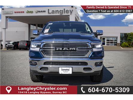 2019 RAM 1500 Laramie (Stk: K527820) in Surrey - Image 2 of 26