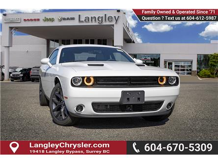 2019 Dodge Challenger SXT (Stk: K715884) in Surrey - Image 1 of 17
