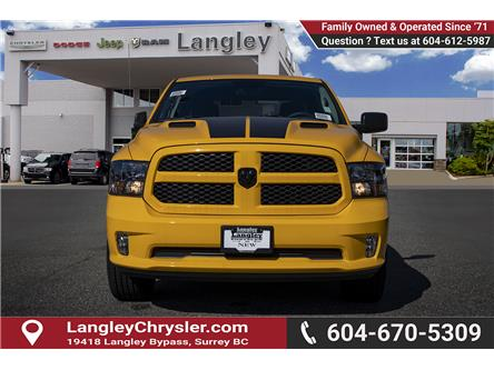 2019 RAM 1500 Classic ST (Stk: K651241) in Surrey - Image 2 of 25