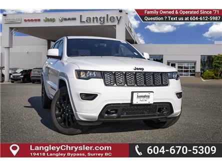 2019 Jeep Grand Cherokee Laredo (Stk: K812942) in Surrey - Image 1 of 24