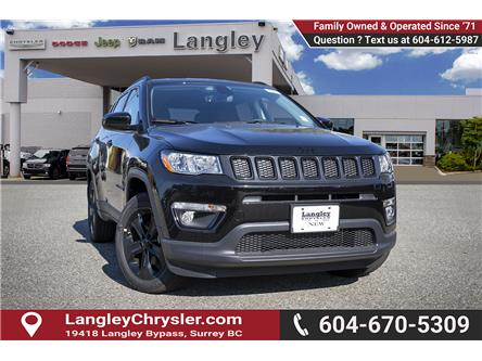 2019 Jeep Compass North (Stk: K817321) in Surrey - Image 1 of 23