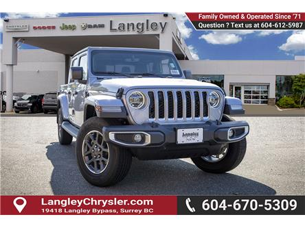 2020 Jeep Gladiator Overland (Stk: L134662) in Surrey - Image 1 of 24