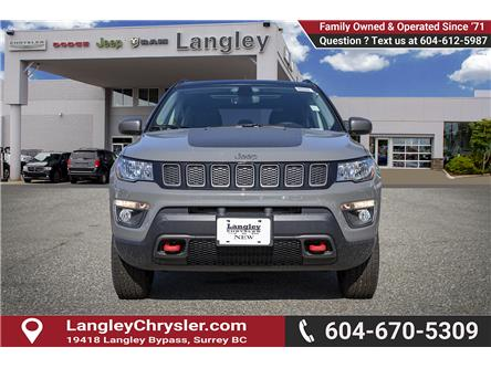 2019 Jeep Compass Trailhawk (Stk: K825710) in Surrey - Image 2 of 22