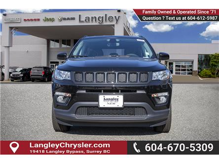2019 Jeep Compass North (Stk: K817321) in Surrey - Image 2 of 23
