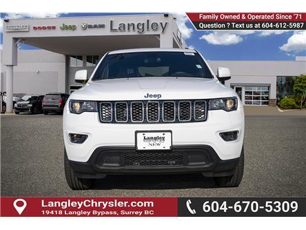 2019 Jeep Grand Cherokee Laredo (Stk: K844511) in Surrey - Image 2 of 23