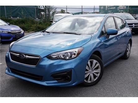 2019 Subaru Impreza Convenience (Stk: XK035) in Ottawa - Image 1 of 21