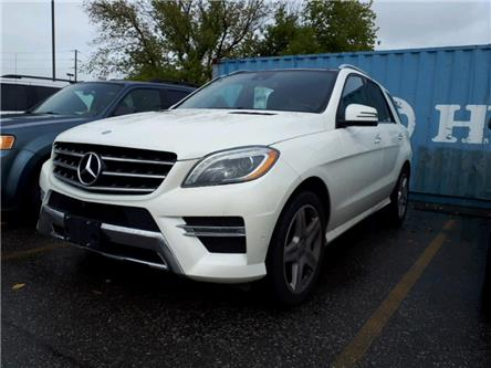 2014 Mercedes-Benz M-Class Base (Stk: EA290713) in Sarnia - Image 1 of 4