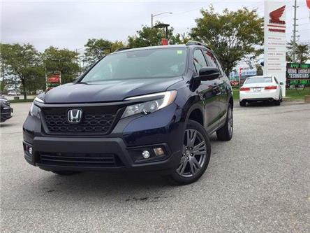2019 Honda Passport EX-L (Stk: 191880) in Barrie - Image 1 of 25