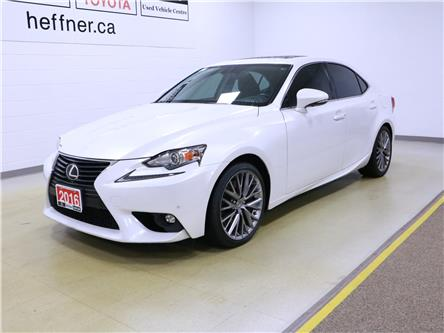 2016 Lexus IS 300 Base (Stk: 197261) in Kitchener - Image 1 of 31