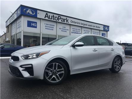 2019 Kia Forte  (Stk: 19-92081) in Brampton - Image 1 of 25