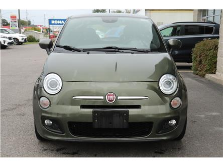 2015 Fiat 500 Sport (Stk: 73157A) in Cobourg - Image 2 of 19