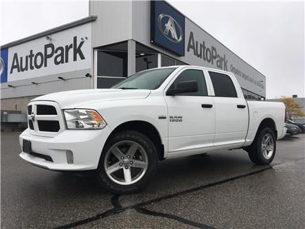 2017 RAM 1500 ST (Stk: 17-28596JB) in Barrie - Image 1 of 24