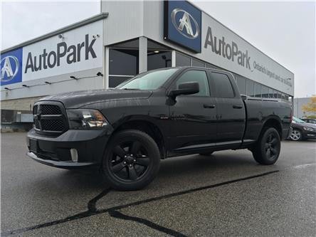 2017 RAM 1500 ST (Stk: 17-48291JB) in Barrie - Image 1 of 23
