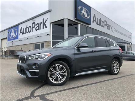 2018 BMW X1 xDrive28i (Stk: 18-28728RJB) in Barrie - Image 1 of 28
