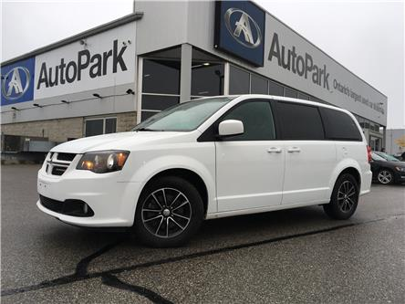 2018 Dodge Grand Caravan GT (Stk: 18-79912RJB) in Barrie - Image 1 of 27